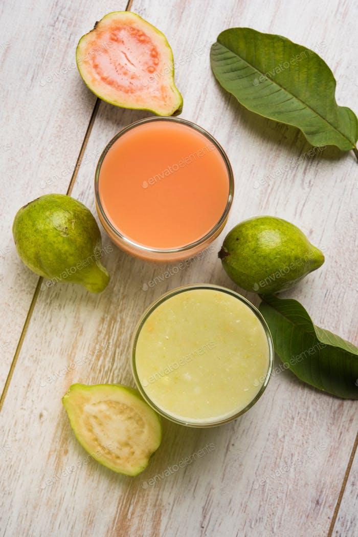 Guava-Saft