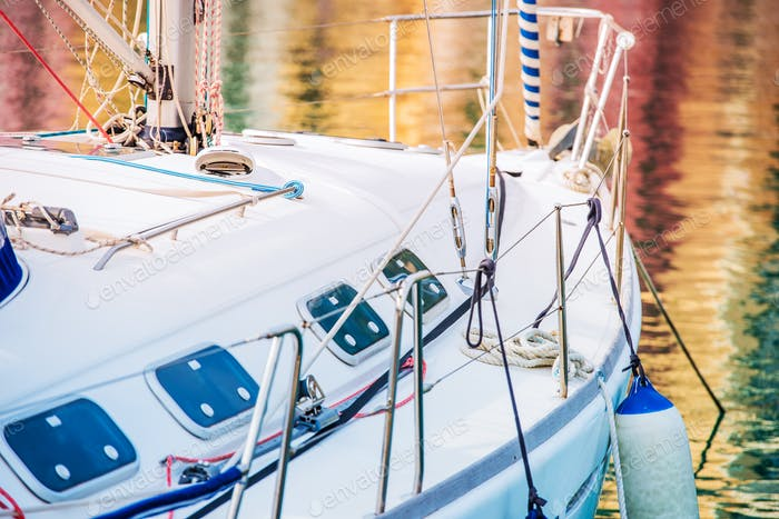 Yachting and Fishing Theme