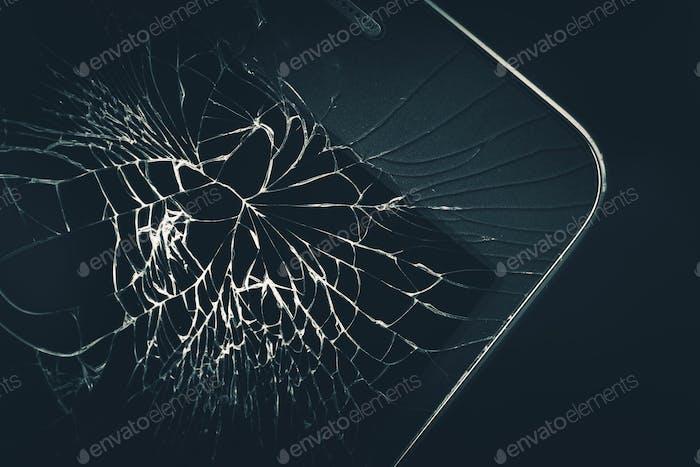 Cellphone Broken Display