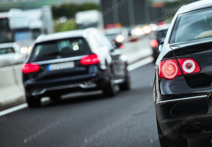 Circulation routière européenne