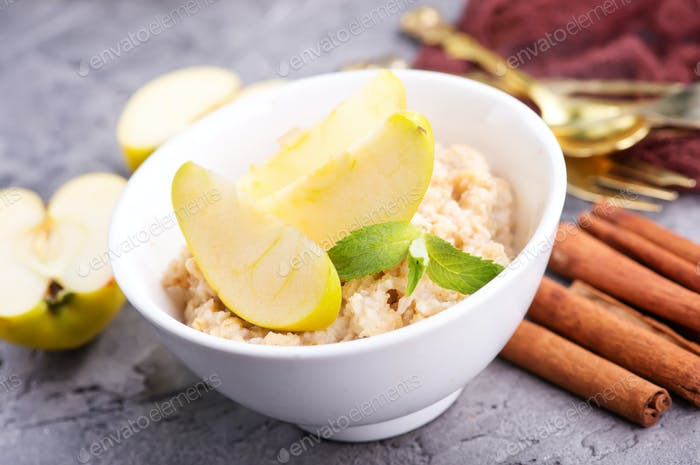 oat porridge