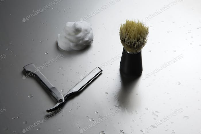 shaving kit freehand for man