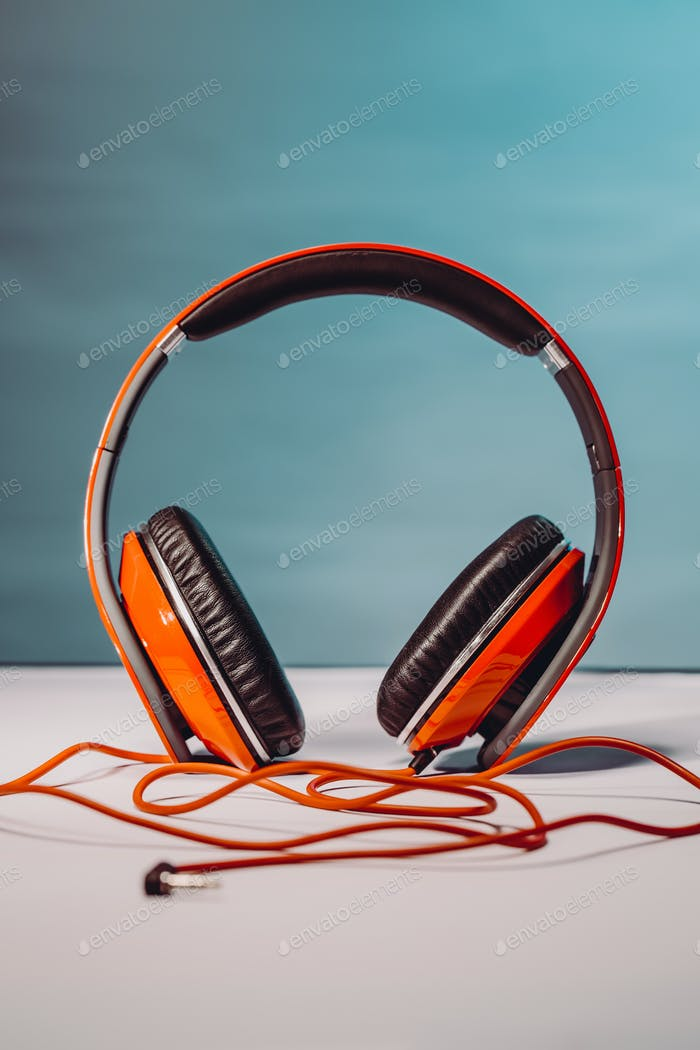 Big Stylish Headphones