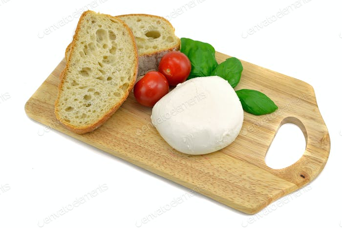 Mozzarella Cheese Snack