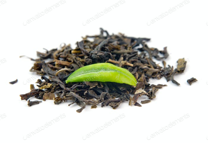 tea and leaves