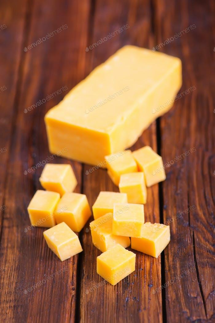 Cheddar-Käse