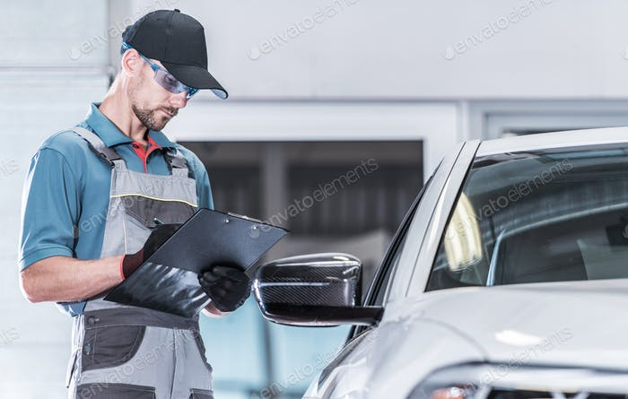 Certified Auto Service Worker