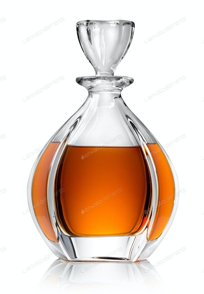 Karaffe mit Whisky