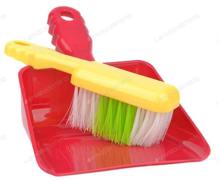 Thumbnail for Dustpan and Brush