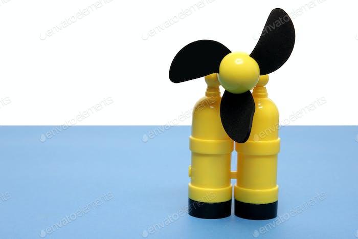 Toy Pocket Fan