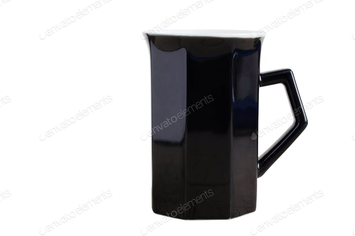 cup with white background