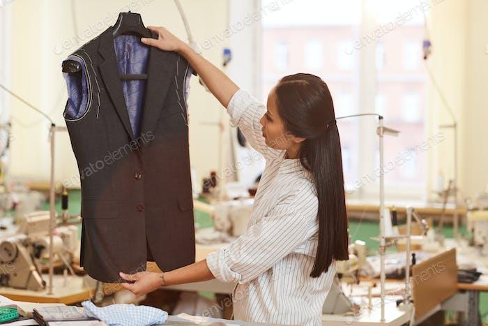 Костюм для шитья одежды