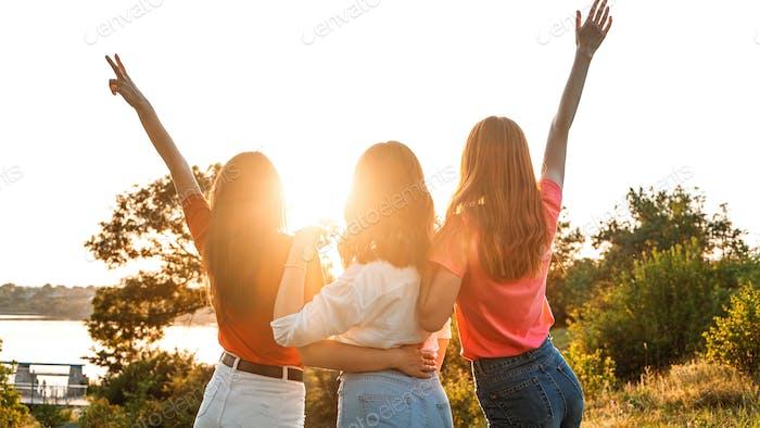 International Womens Day. Women, Female, Feminism, Friends, Girl power, diversity, femininity