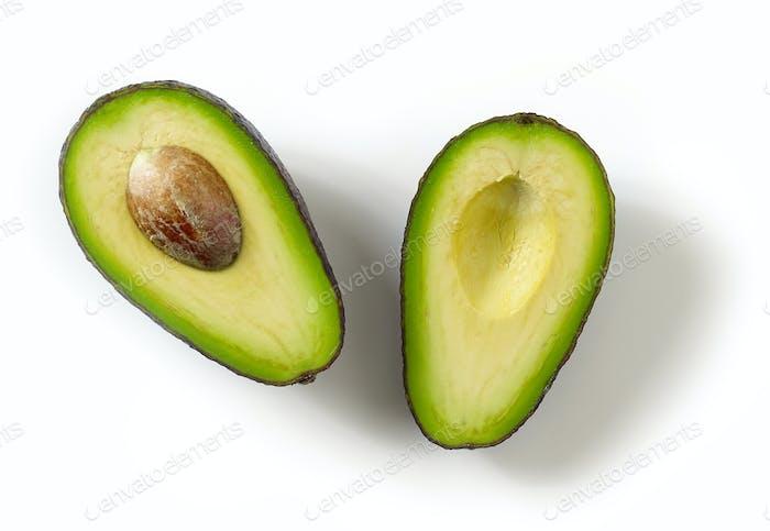 frische reife Avocado