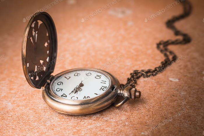 Stopwatch on a lonely
