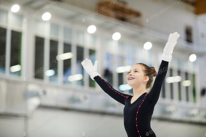 Little Figure Skating Champion