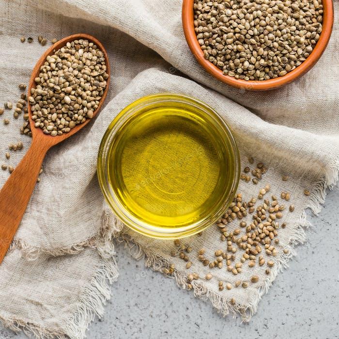 Healing seeds concept
