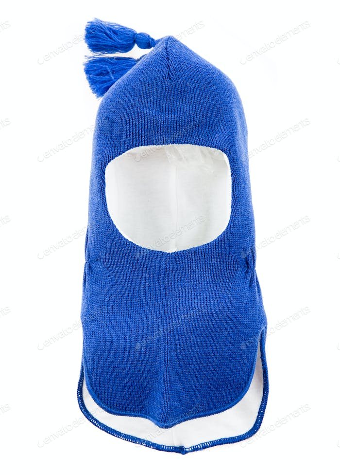 Children hat helmet One Hole Ski Mask