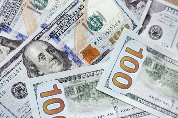 US Dollars Banknotes