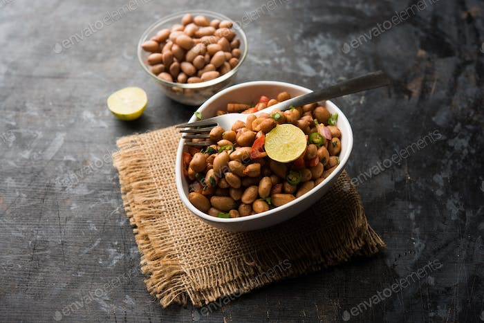 Boiled Peanuts Chat