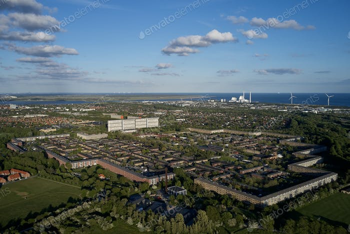 Avedoere stationsby, Denmark