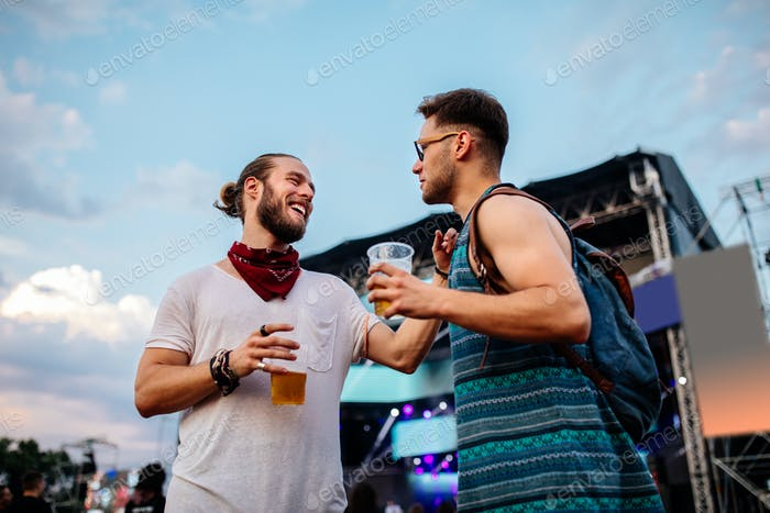 Great festival vibes