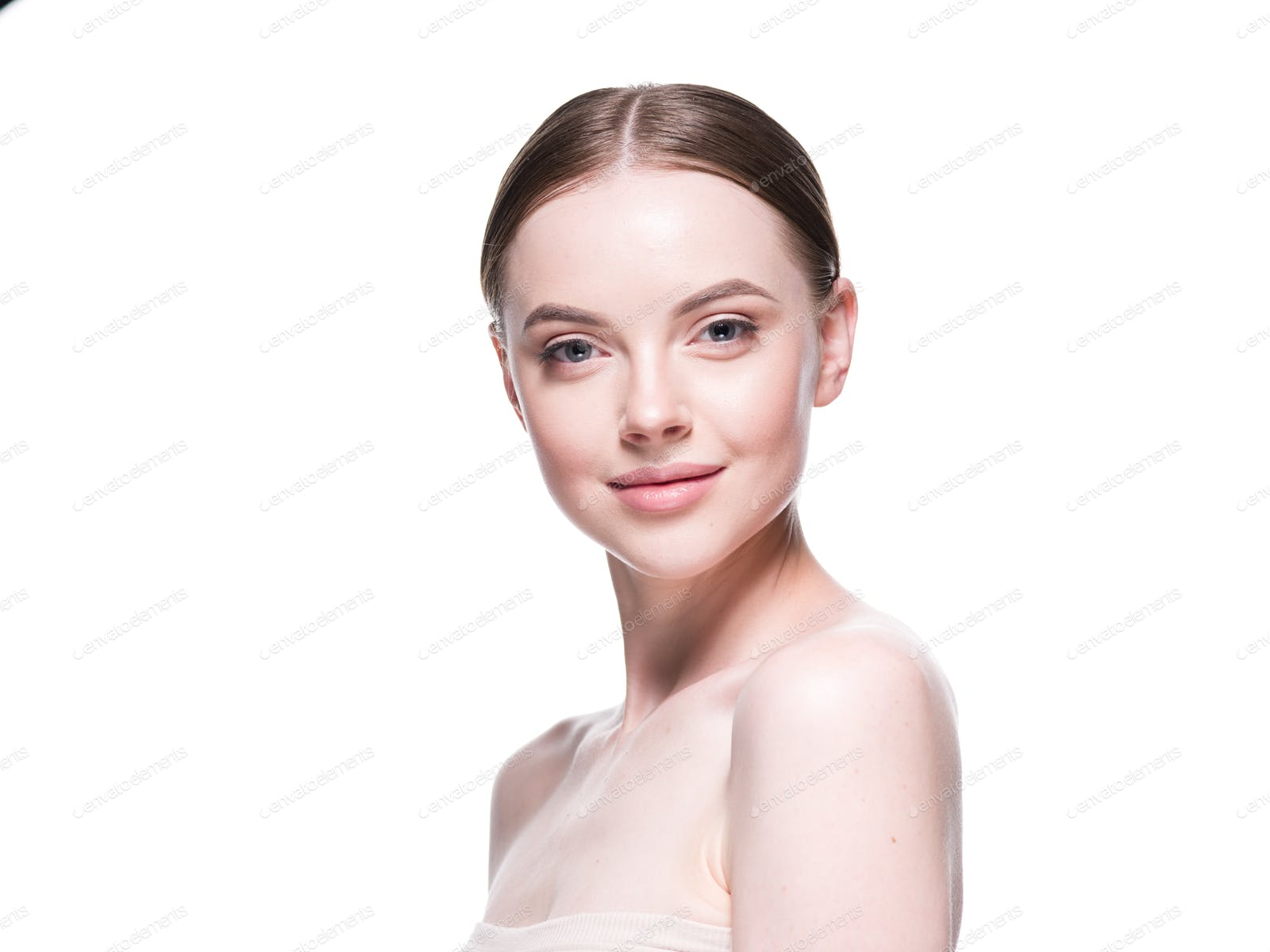 Woman Healthy Skin Beautiful Face Skin Care Photo By Kiraliffe On Envato Elements