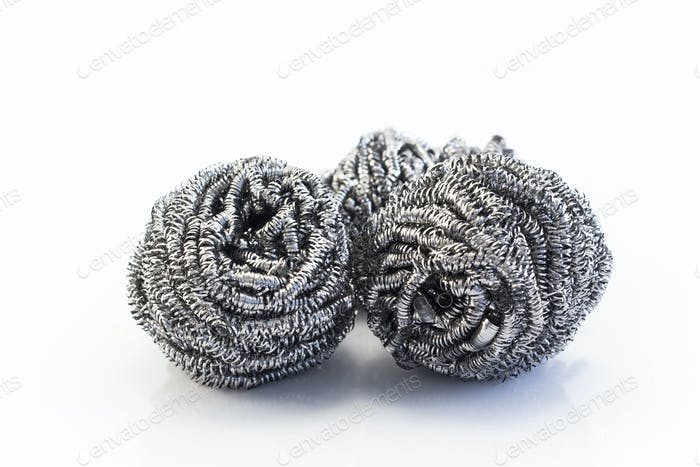 Metal Sponge for Washing Dishes
