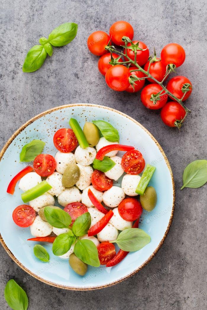 Mediterranean food.