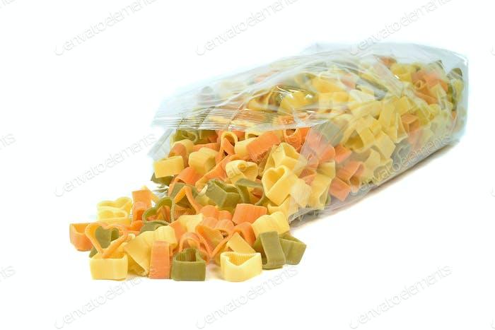 Bag of Pasta Shapes