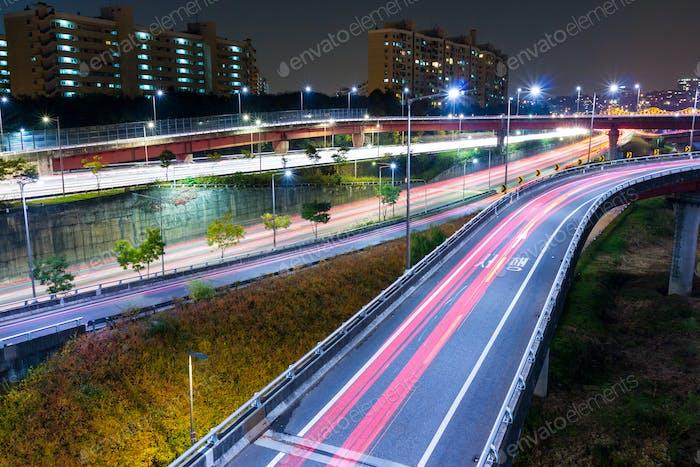 Transportation system in Seoul