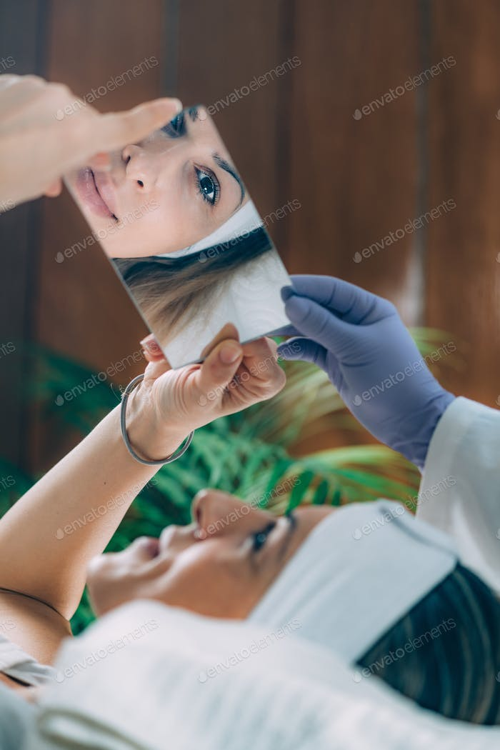 Eyelash Lifting, Professional Procedure