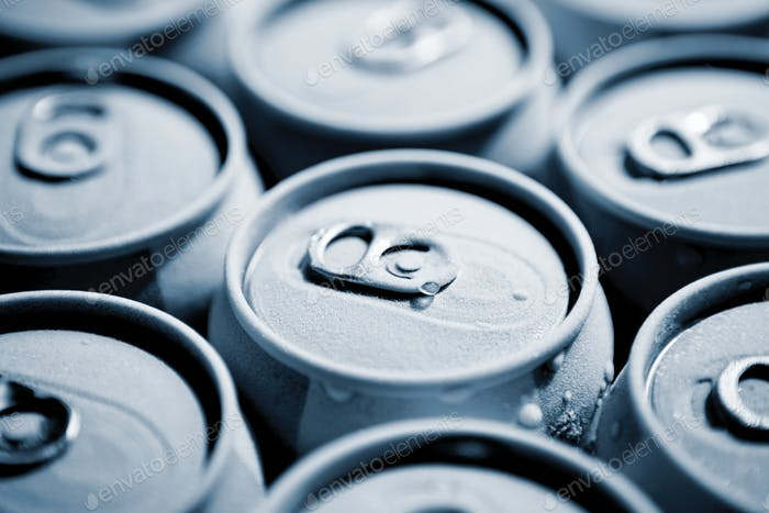 Beverage cans