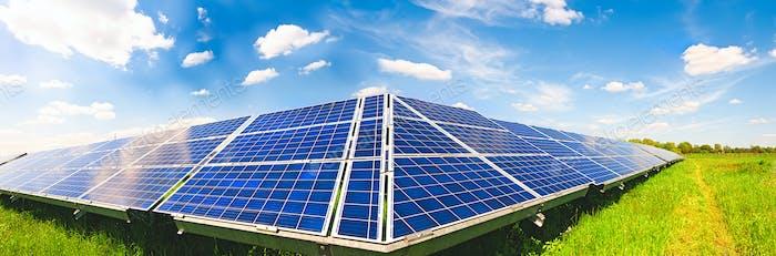Solar-Photovoltaik-Module