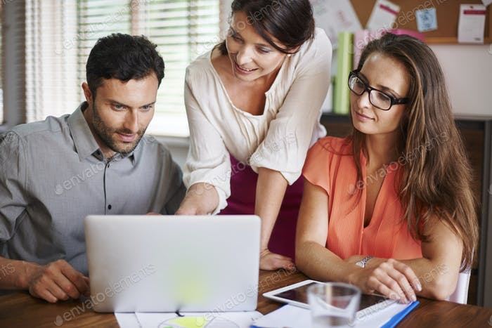 Сотрудничество имеет важное значение для хорошего бизнеса