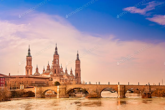 Majestic Zaragoza Cathedral