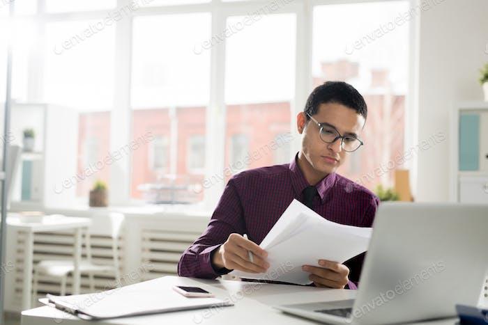 Arbeiten mit Dokumenten