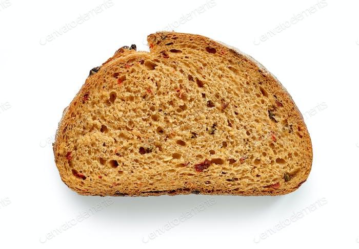 single bread slice