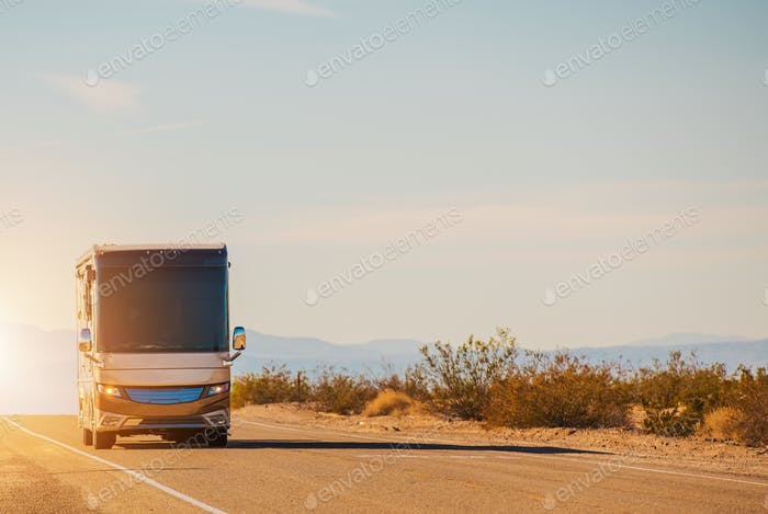 RV Motorcoach Road Trip