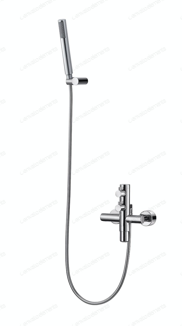 Shower Head Isolated on White Background