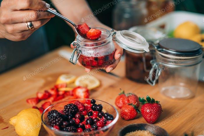 Fruit Fermentation