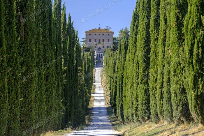 Amelia (Umbria, Italy): Villa Aspreta