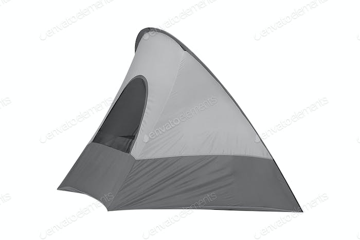 Tent isolated on white