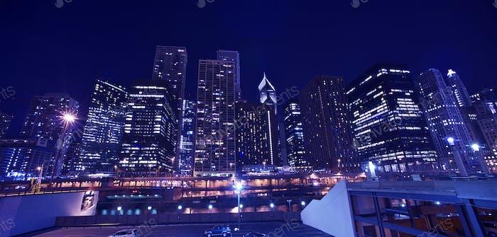 Skyline Chicago Cityscape