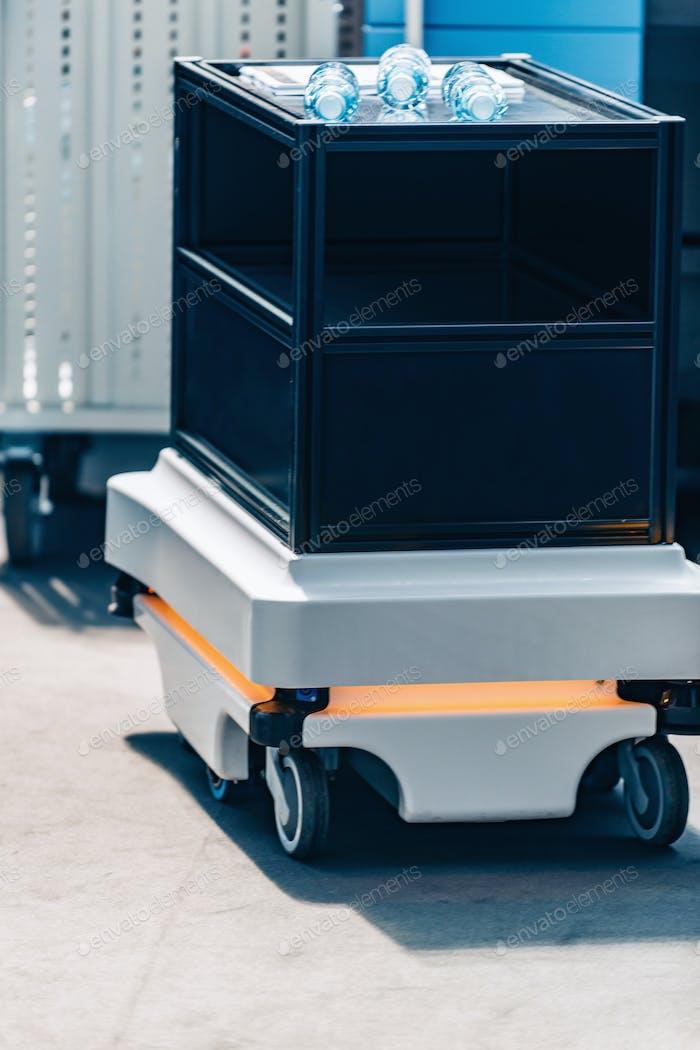 Mobiler Industrieroboter