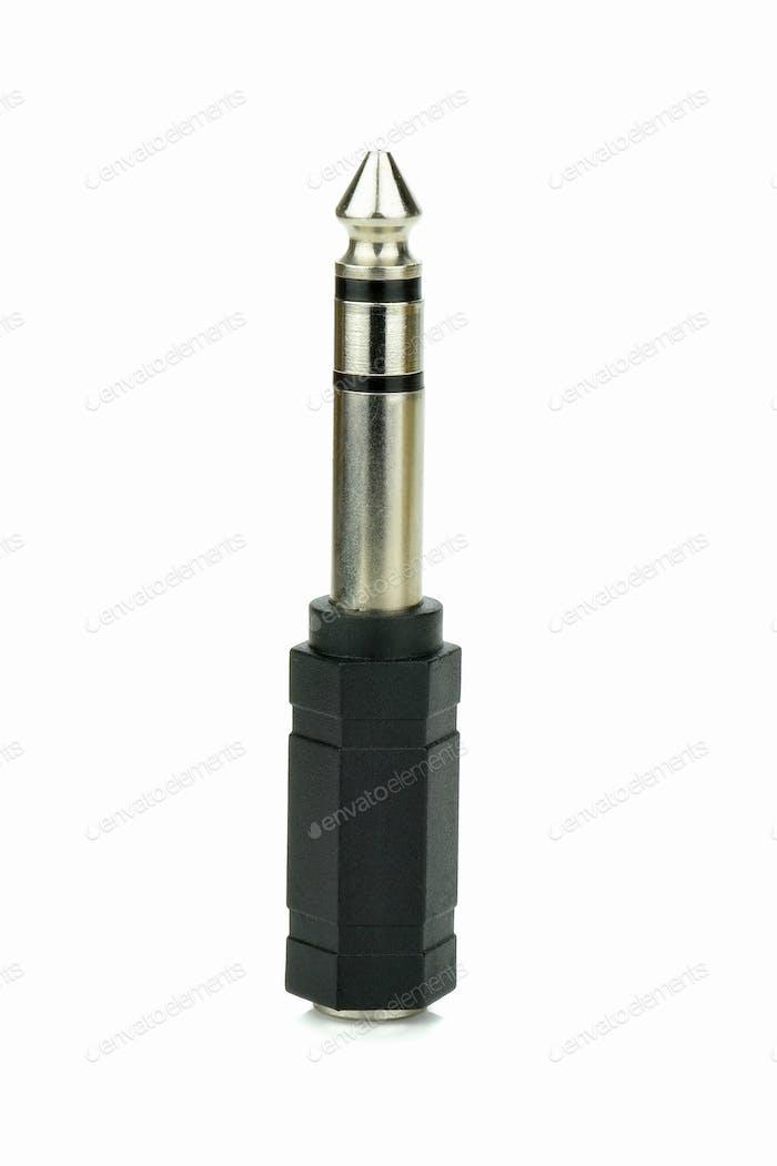 A Jack Plug Adapter