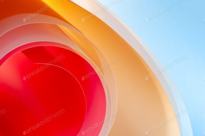 Abstraktes Foto in Pastellfarben. Hintergrundbild.
