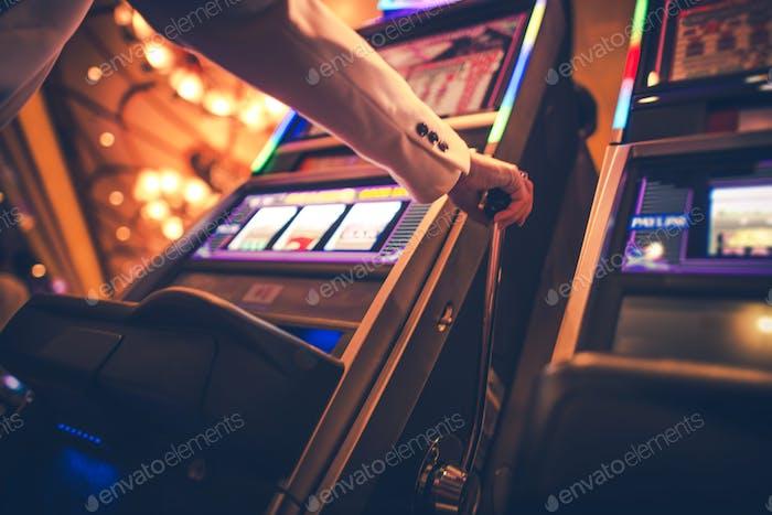 Casino Slot Machine Spieler