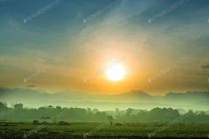 Luzon landscapes