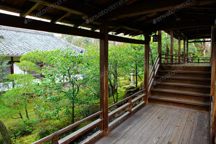 Pavillon in Japan